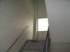 四谷コーポラスの階段